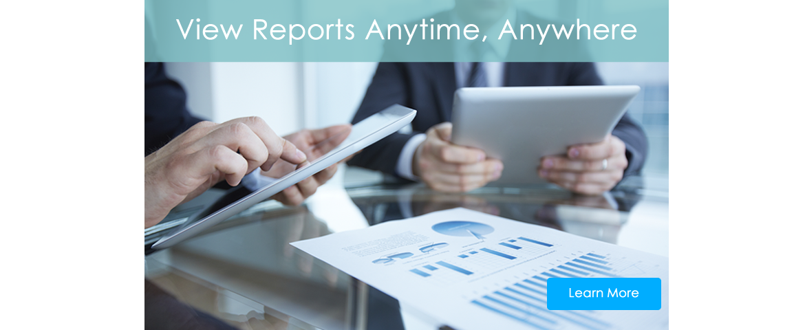 View Reports Anytime, Anywhere